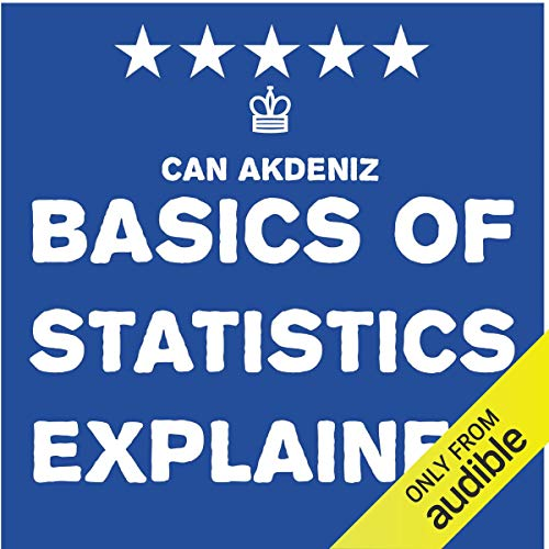 Basics of Statistics Explained audiobook cover art