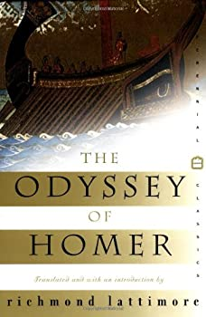 Paperback The Odyssey of Homer Book