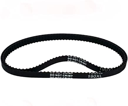DealMux 130XL Rubber Timing Belt Synchronous Closed Loop Belt Timing Pulley Tools 10mm Wide