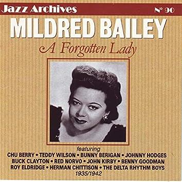 A Forgotten Lady 1935-1942 (Jazz Archives No. 90)