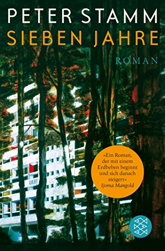 Buchseite und Rezensionen zu 'Sieben Jahre: Roman' von Peter Stamm