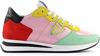 Philippe Model Luxury Fashion Womens TZLDFS03 Multicolor Sneakers |