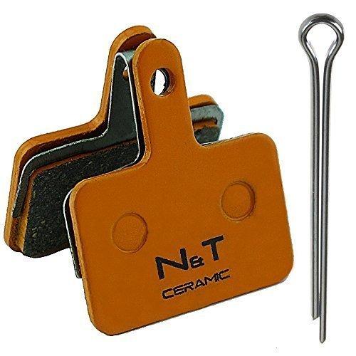 Noah and theo nt-bp004 / CR Cerámica Pastillas Frenos compatible con Shimano...
