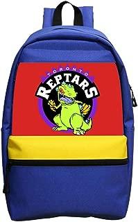 Unisex Toronto Reptars Travel Outdoor School Bookbag Purse Backpack