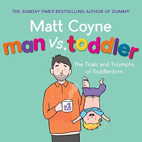 Man vs. Toddler cover art
