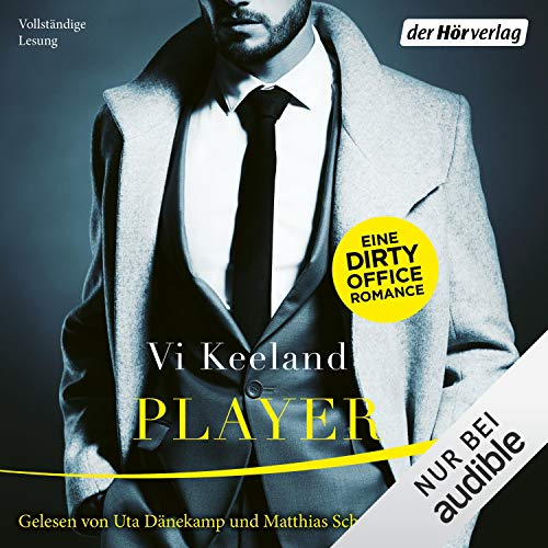 Player     Eine Dirty Office Romance              By:                                                                                                                                 Vi Keeland                               Narrated by:                                                                                                                                 Uta Dänekamp,                                                                                        Matthias Scherwenikas                      Length: 9 hrs and 24 mins     Not rated yet     Overall 0.0