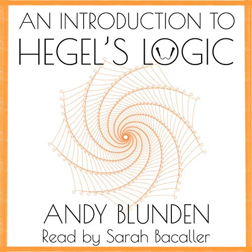 An Introduction to Hegel's Logic cover art