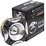 ORION HCCA Series HCCATN1 4.5' Ultra HIGH Performance Super Bullet Tweeter Neodymium Magnet 700 WATTS MAX Music Power 4 OHMS PRO CAR Audio CAR Stereo Tweeter