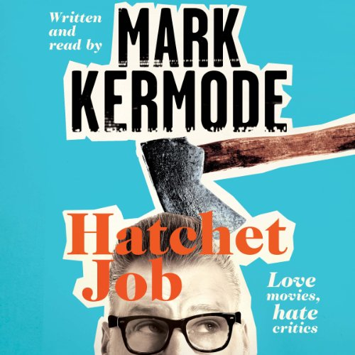 Hatchet Job audiobook cover art