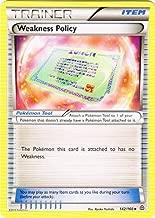 Pokemon - Weakness Policy (142/160) - XY Primal Clash