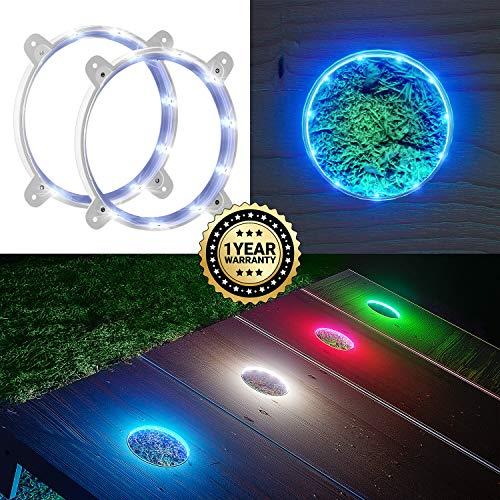 Immobius Cornhole LED Board Lights
