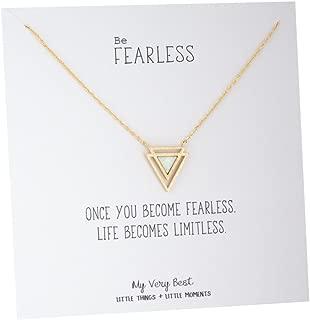 triangle jewelry