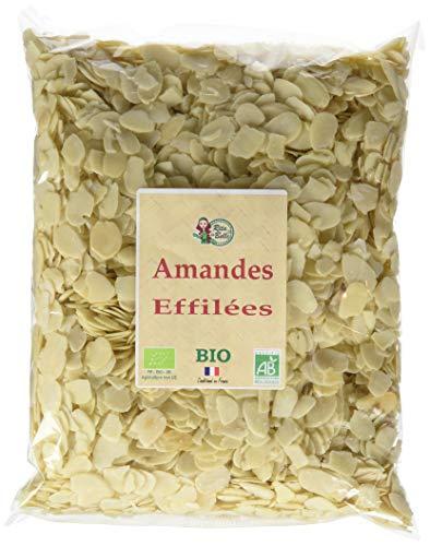 RITA LA BELLE Amande Effilée BIO, 1 kg