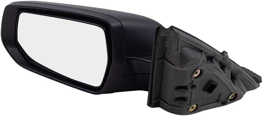 Brock Replacement Driver Power Side Mirror Free shipping anywhere in the nation Compati Door Ranking TOP9 Textured