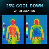 Zoom IMG-2 amzsport maglia compressione uomo t