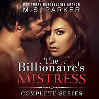 The Billionaire's Mistress Complete Series cover art