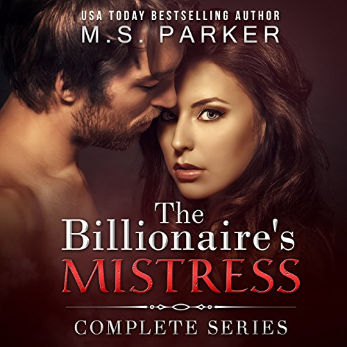 The Billionaire's Mistress Complete Series cover art