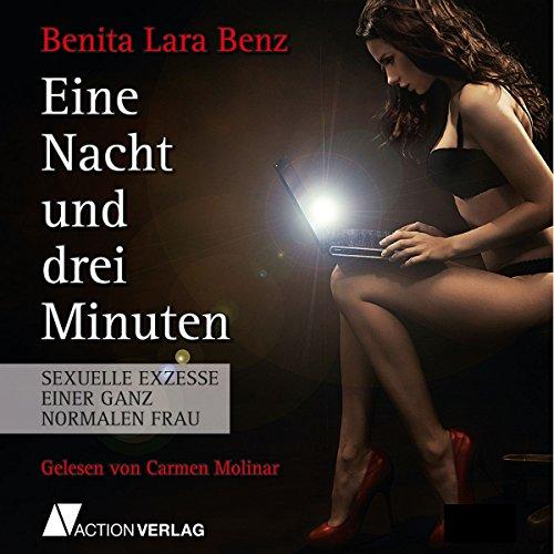 Eine Nacht und drei Minuten audiobook cover art