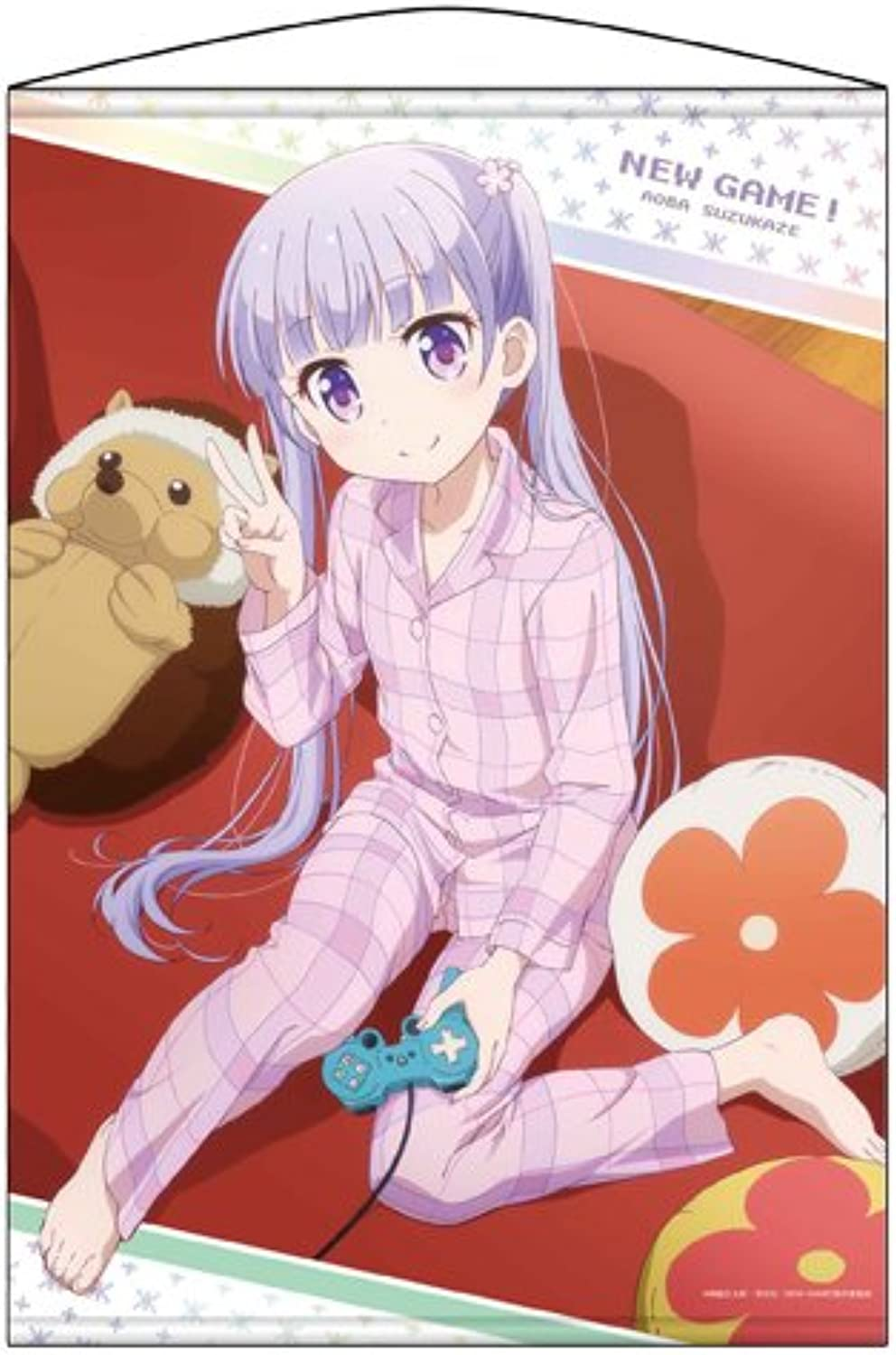 NEW GAME cool breeze Aoba tapestry