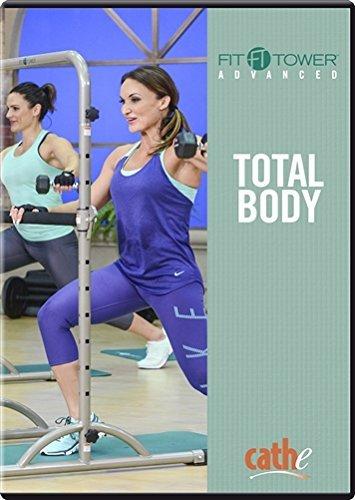 Fit Tower: Total Body DVD - Cathe Friedrich - Region 0