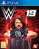WWE 2K19 (PS4) (輸入版)