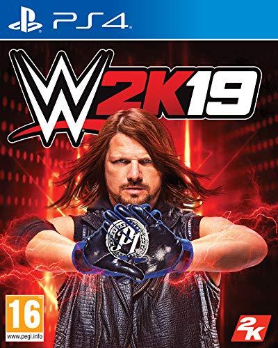 WWE 2K19 - PlayStation 4 [Importación inglesa]