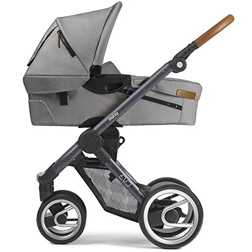 Mutsy Kinderwagen EVO - Urban Nomad light grey / grey - Modell 2016