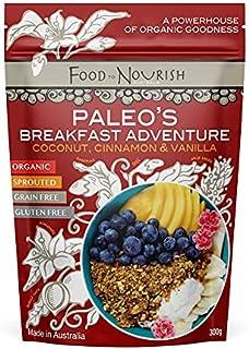 Food to Nourish Food to Nourish Organic Paleo's Breakfast Adventure 380 g
