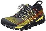 La Sportiva Mutant, Zapatillas de Trail Running Unisex Adulto, Negro (Black 000), 43.5 EU