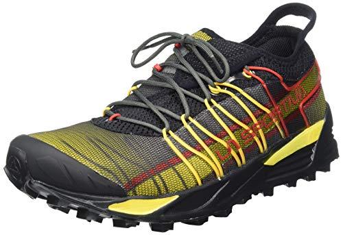 La Sportiva Mutant, Zapatillas de Trail Running Hombre, Negro Black 000, 45 EU