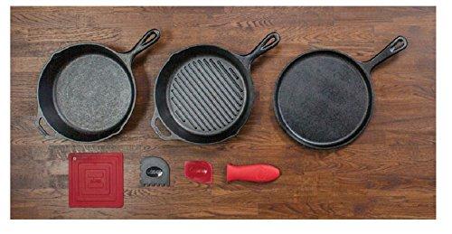 Lodge Essential Pan Set