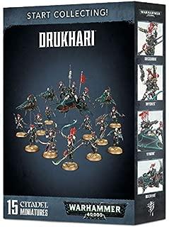 Start Collecting! Drukhari Warhammer 40000
