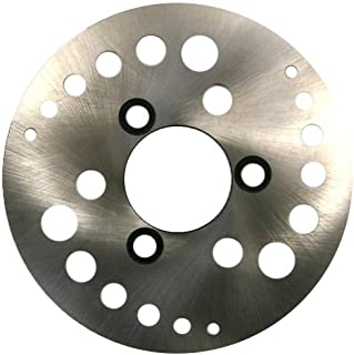 Bagger Brothers BB-RT-1002 Polished 11.5 Stainless Steel Rear Rotor Designed for 2000//2017 Harley//Davidson Models