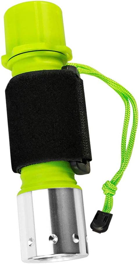 Diving Virginia Beach Mall Rechargeable Dive LED Light with Sales for sale Hand Strap Divi