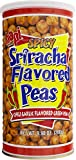 Hapi Snacks, Spicy Sriracha Peas, 9.9 oz