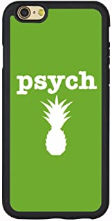 DECO FAIRY Compatible with iPhone 5 / 5s /SE, Colorful Hard Case Bumper Clear Cover - Pineapple Psych
