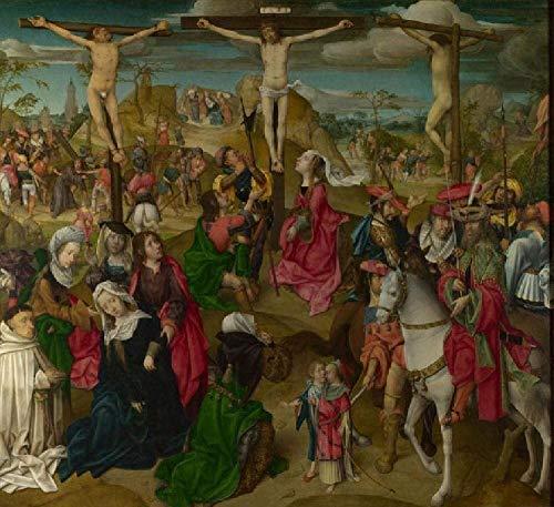 Mensen in Bazar, model Jezus: 1000 stuks, houten puzzel, hoge kwaliteit en grote maten, een goed cadeau voor vrienden.