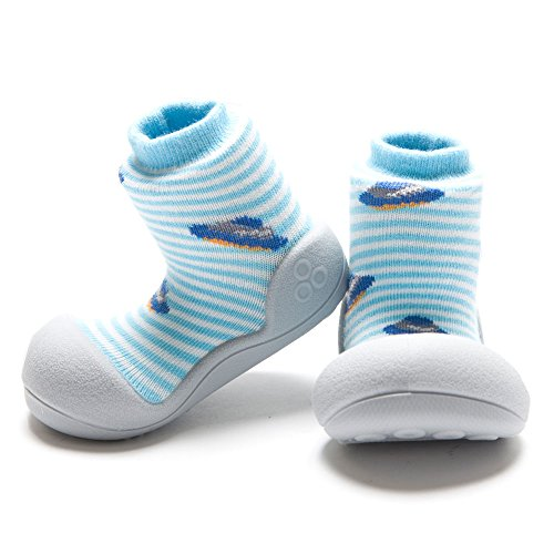 Attipas [Atipasu Chaussures pour bébés XL (13.5cm) [UFO] 1. Sky