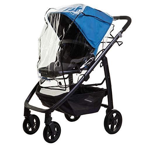 Dreambaby Protection contre la pluie pour poussette, finition noir