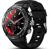 GaWear Reloj Inteligente Hombre,smartwatch 1.32' Pantalla Táctil...