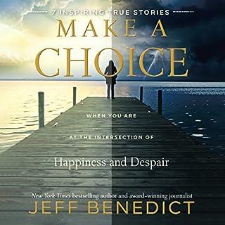 Make a Choice audiobook cover art
