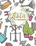 Lista de la compra: Lista de tareas Organizador de Cocina para Planning de Comidas Saludables