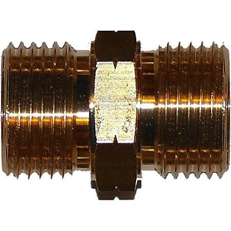 Modelage gaz connecteur G 1//4 gauche x 8 gasverbinder Schneidring Raccord