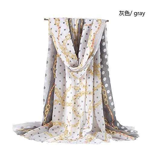 Zonwering voor dames, van zijde, gebreid, bedrukt, katoen, strandhanddoek, sjaal, decoratie, 90 x 180 cm