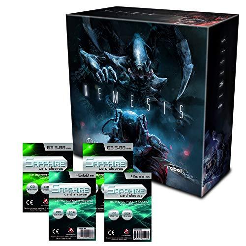 Nemesis : Bundle Brettspiel + Protection Pack in Italienisch