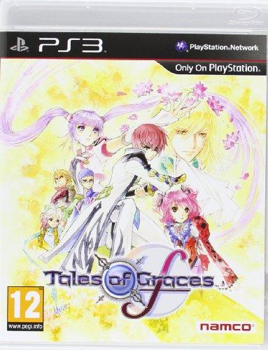 Tales of Graces f (PS3) [Importación inglesa]
