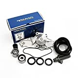 Timing Belt Water Pump Kit fits for 1999-2004 Honda Odyssey, Pilot, Acura CL TL MDX 3.2L 3.5L V6 SOHC J32A1 J32A2 J32A3 J35A1 J35A4 VTEC