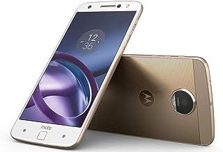 Motorola Moto Z - 32 GB, 4G LTE, Fine Gold