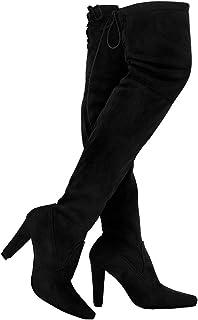 Amazon.com: Women's Over-the-Knee Boots