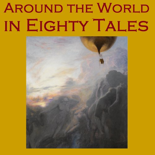 Couverture de Around the World in 80 Tales